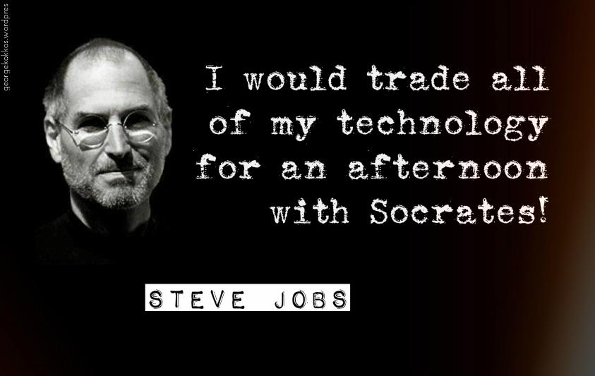 Steve Jobs knows