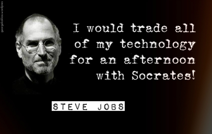 Steve Jobs knows