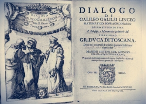 Dialogue Concerning the Two Chief World Systems (1632)