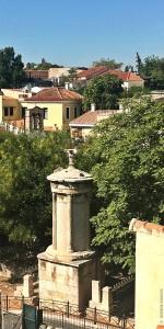 Lysicrates monument choragic
