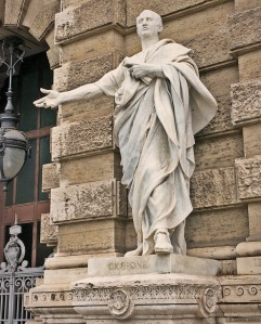 Cicero - Palace of Justice, Rome
