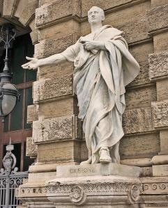 Cicero - Palace of Justice, Rome