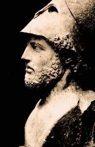 Pericles bust